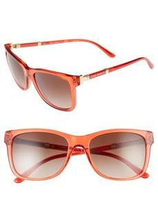 Tory Burch 55mm Gradient Sunglasses