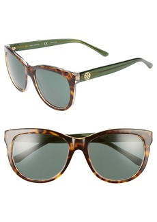 Tory Burch 55mm Sunglasses