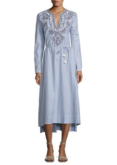 Tory Burch Adelle Cotton Tunic Dress