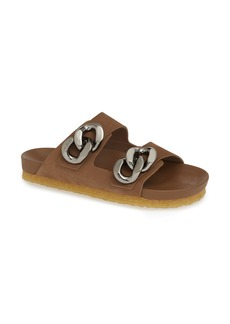 Tory Burch Adrien Two Band Slide Sandal (Women)
