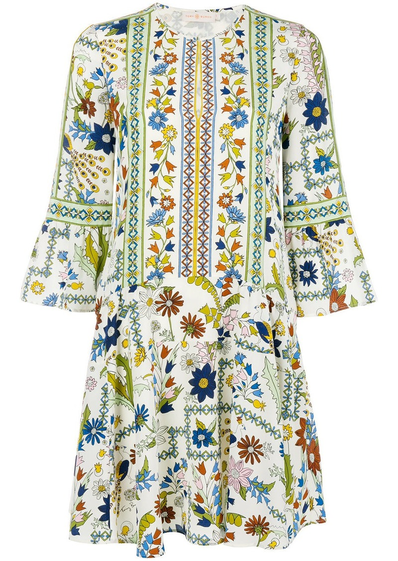 Tory Burch all-over print dress