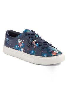 Tory Burch Amalia Floral Print Sneaker (Women)