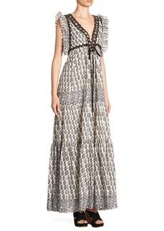 Tory Burch Amita Cotton Dress