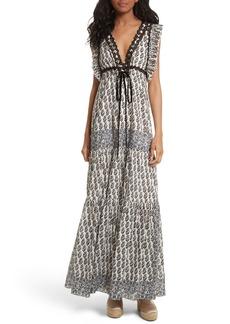Tory Burch Amita Maxi Dress