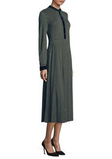 Tory Burch Anja Midi Dress