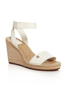 Tory Burch Bima Espadrille Wedge Sandals