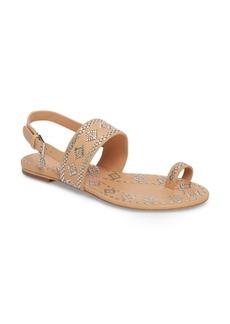 Tory Burch Blake Toe Loop Slingback Sandal (Women)