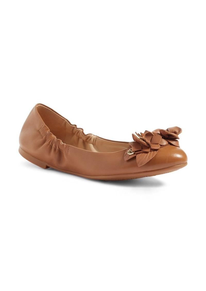 bf7142559999 Tory Burch Tory Burch  Blossom  Ballet Flat (Women)