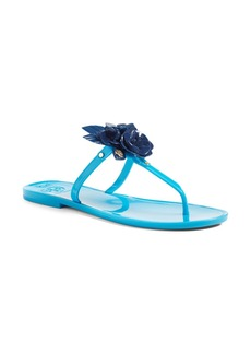 Tory Burch Blossom Jelly Flip Flop (Women)