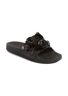 Tory Burch Blossom Slide Sandal (Women)
