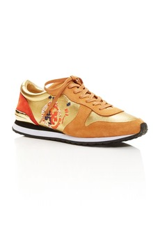 Tory Burch Brielle Lace Up Sneakers