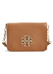 Tory Burch 'Britten' Leather Crossbody Bag