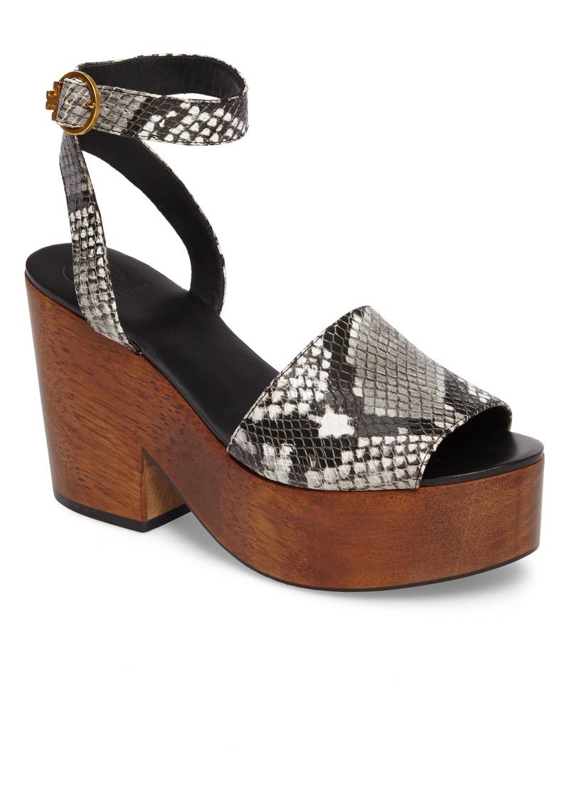 Tory Burch Camilla Platform Sandal (Women)
