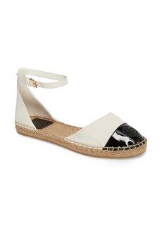 Tory Burch Cap Toe Espadrille (Women)