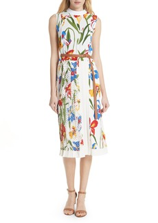 Tory Burch Carine Floral Dress