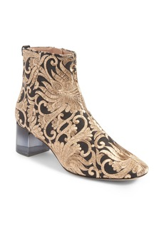 Tory Burch Carlotta Embroidered Bootie (Women)