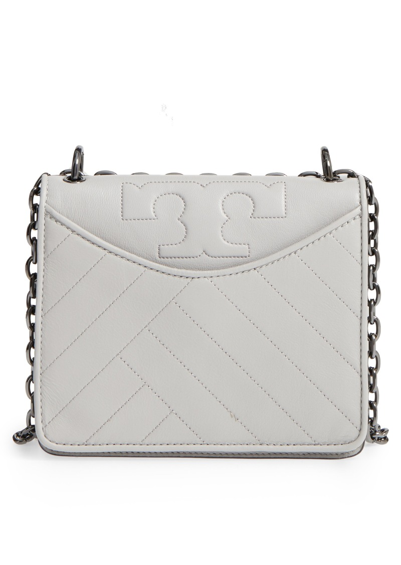 bca8dc0c9254 Tory Burch Tory Burch Chevron Quilted Leather Crossbody Bag