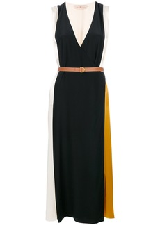 Tory Burch Clarice wrap dress - Black