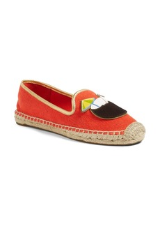 Tory Burch Coco Embellished Espadrille (Women)