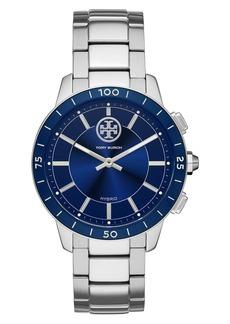 Tory Burch Collins Hybrid Bracelet Watch, 38mm