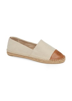 Tory Burch Colorblock Espadrille Flat (Women)