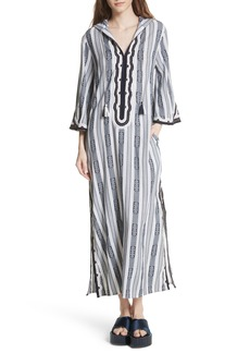 Tory Burch Corbin Hooded Caftan