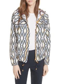 Tory Burch Devon Hooded Jacket