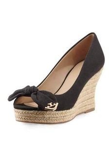 Tory Burch Dory 85mm Wedge Espadrille