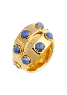 Tory Burch Double Wrap Ring