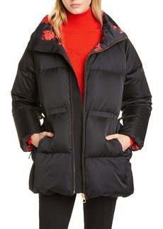 Tory Burch Down Puffer Coat