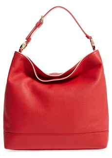 Tory Burch Duet Leather Hobo