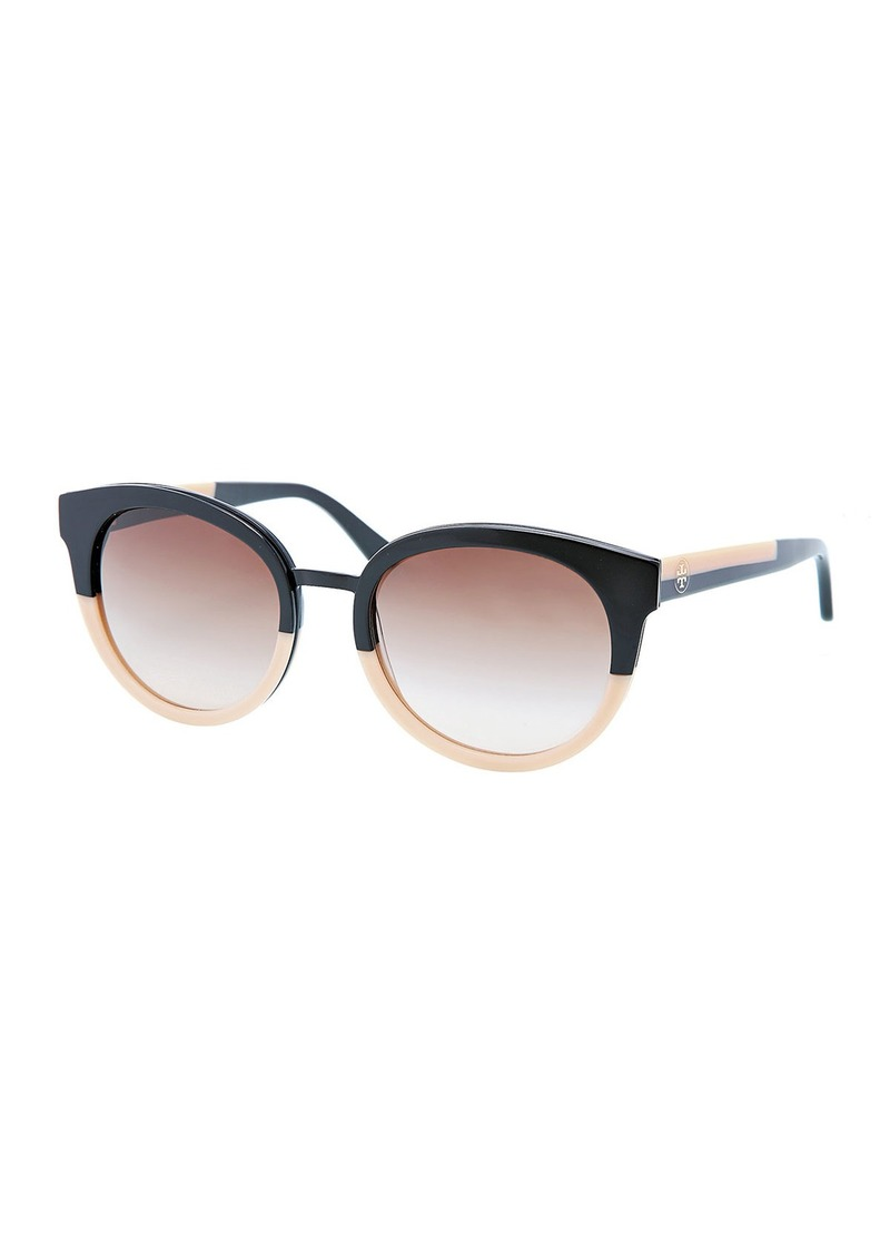 351c036c25 Tory Burch Tory Burch Eclectic Two-Tone Sunglasses