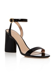 Tory Burch Elizabeth Ankle Strap High Heel Sandals