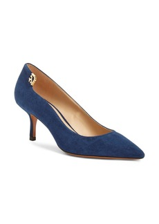 Tory Burch Elizabeth Pointy Toe Pump (Women)