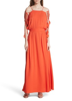 Tory Burch Evalene Maxi Dress