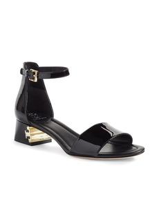 Tory Burch Finley Ankle Strap Sandal (Women)
