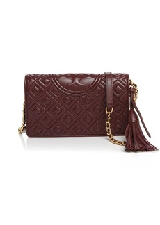 Tory Burch Fleming Chain Wallet