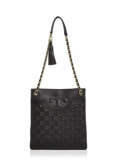 Tory Burch Fleming Quilted Leather Swingpack