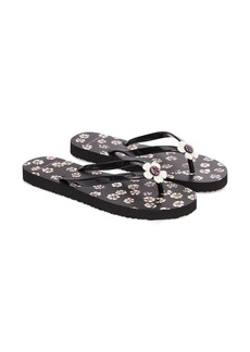 Tory Burch Flower Flip-Flop (Women)