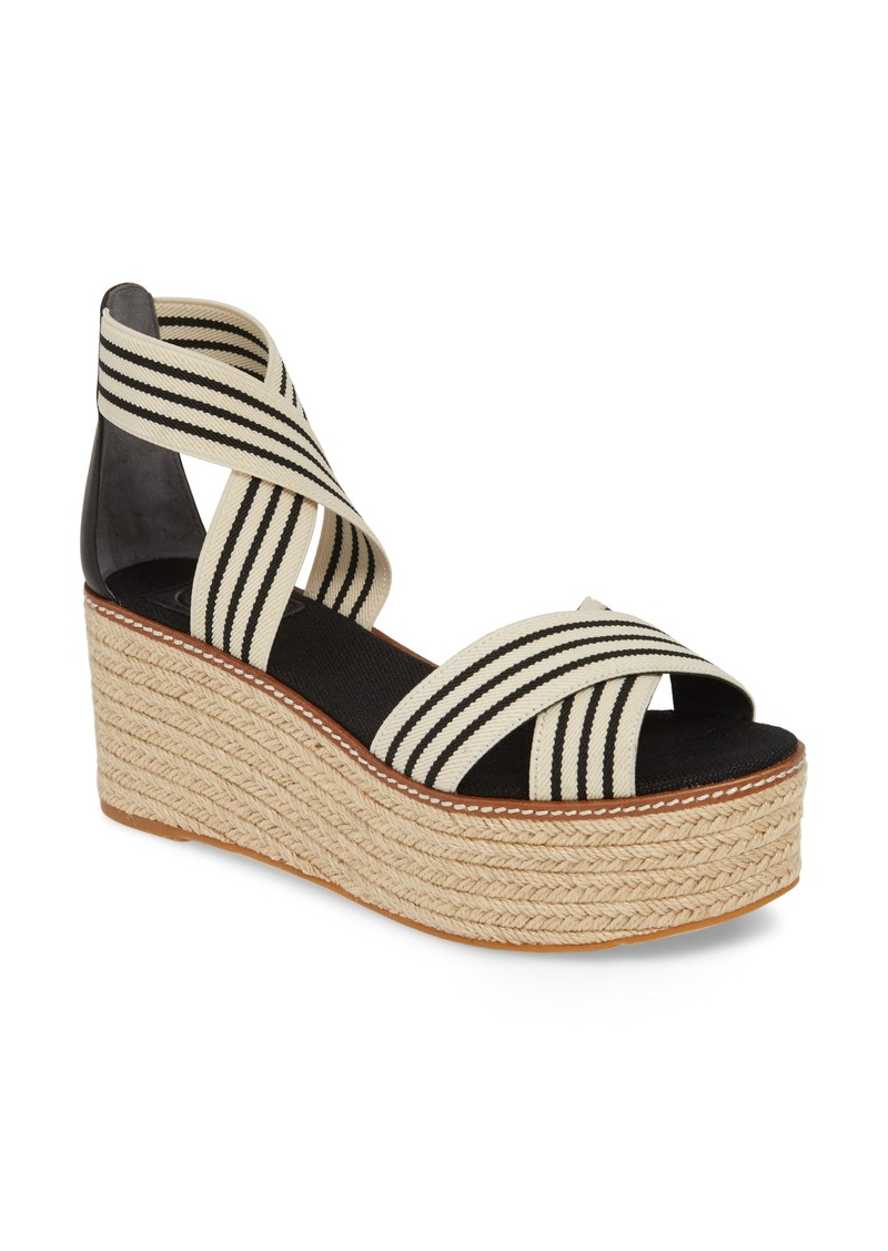 e5d0286dd36 Frieda Espadrille Platform Sandal (Women)