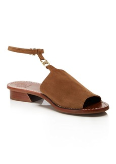 Tory Burch Gemini Link Ankle Strap Sandals