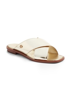 Tory Burch Gemma Slide Sandal (Women)