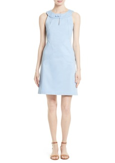 Tory Burch Gerritt A-Line Dress