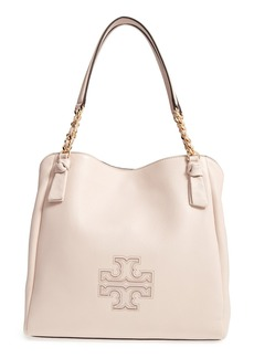 Tory Burch 'Harper' Leather Tote