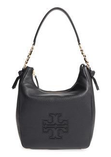 Tory Burch 'Harper' Leather Zip Hobo