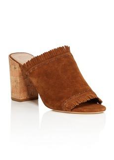 Tory Burch Huntington High Heel Slide Sandals