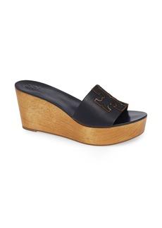 Tory Burch Ines Wedge Slide Sandal (Women)