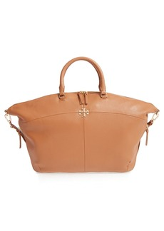 Tory Burch Ivy Leather Satchel