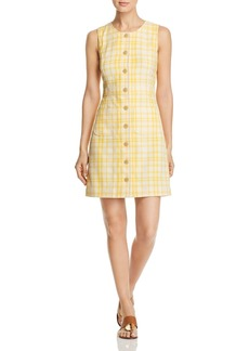 Tory Burch Jacquard A-Line Dress