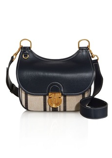 Tory Burch James Small Awning Stripe Crossbody - 100% Exclusive